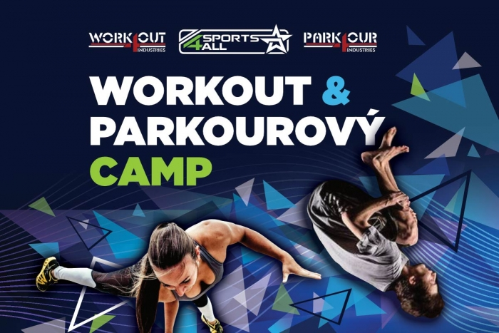 Workout & Parkourový CAMP