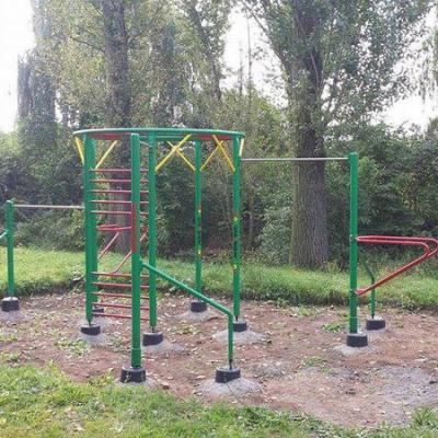 Workout Černuc