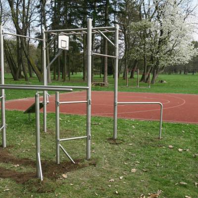 Workout Choceň