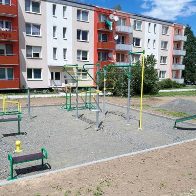 Workout Jeseník