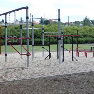 Workout Praha 4 Hodkovičky