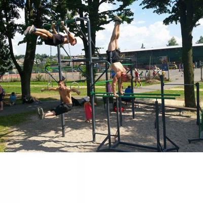 Workout Ústí n. Orlicí