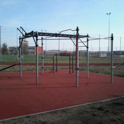 Workout Zruč n. Sázavou